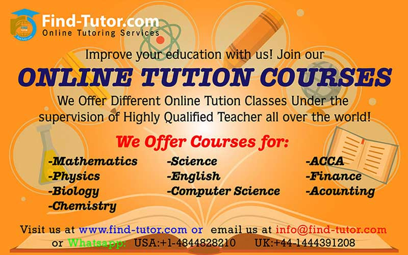 Tuition Classes for all grades students.